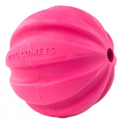Dog Comets Ball Pink