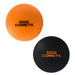 Dog Comets Ball - Stardust Orange