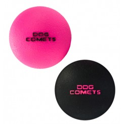 Dog Comets Ball - Stardust Pink