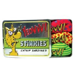 Yeowww Stinkies Catnip Sardines